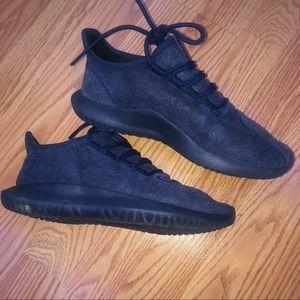 Adidas navy blue sneakers